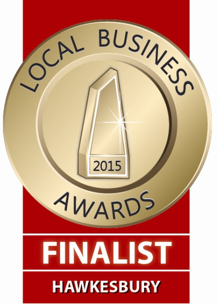Finalist – 2015 Hawkesbury Local Business Awards